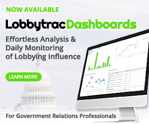 a dedicated job board for lobbying jobs and lobbyist employment